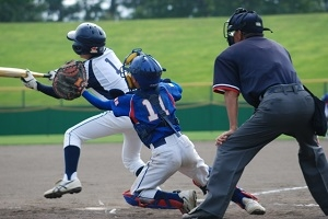 少年野球でバントや流し打ちなどの小技はいらない!ボールを飛ばす感覚を身に付けよう